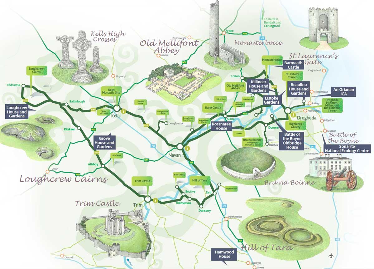 Boyne Valley Garden Trail  Battle of the Boyne Visitors Centre